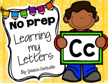 Learning My Letters C