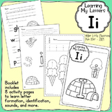 Alphabet Activities: Learning My Letters [Ii]