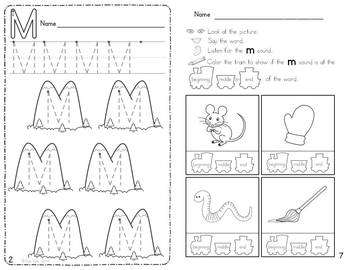 learning my letters alphabet activities learning my letters mm by 22725 | original 1199262 3