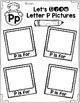 Learning My Letters P
