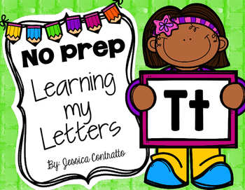 Learning My Letters T