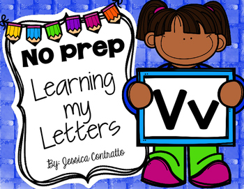 Learning My Letters V