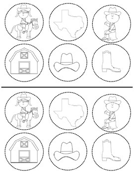 Learning Nouns the Texan Way {FREEBIE}