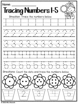Learning Numbers 0-9 {Part 1}