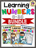 Learning Numbers BUNDLE