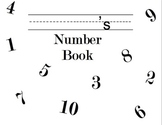 Learning Numbers Book