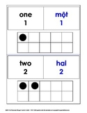 Learning Numbers in English and Vietnamese