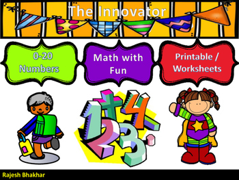 Learning Numbers with Fun...!!!