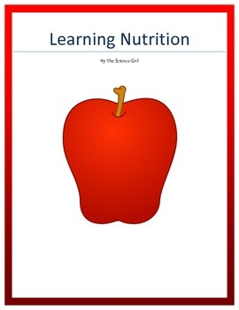 Learning Nutrition with The Science Girl