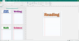 Learning Objective Headers for any Classroom