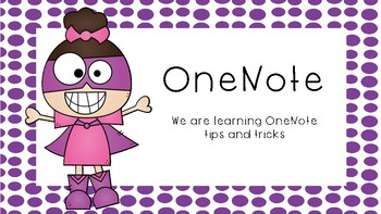 Learning OneNote