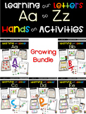 Learning Our Letters A to Z