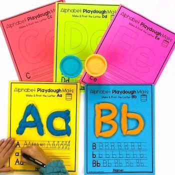 Alphabet Activities BUNDLE #1