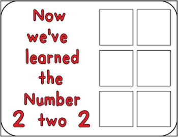 Learning Our Numbers Interactive Books