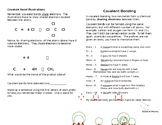 Learning PS - covalent bonding