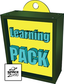 Learning Pack Box / image / clipart