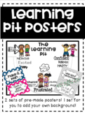 Learning Pit Posters