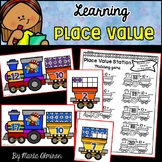 LEARNING PLACE VALUE - Composing and Decomposing Numbers Into Ten and Ones