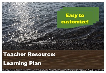 Learning Plan - Curriculum planning tool for teachers - Easy to use!
