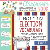 FREEBIE: Learning Election Vocabulary Through Illustrations