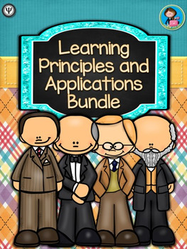 Psychology Learning Principles and Applications Bundle