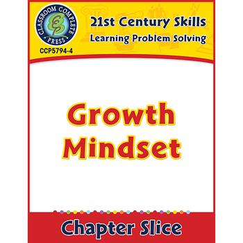 Learning Problem Solving: Growth Mindset Gr. 3-8+