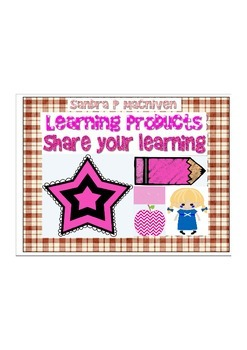 Learning Product Ideas Bank