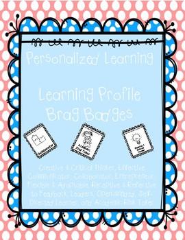 Learning Profile Brag Badge