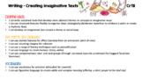 Learning Progressions Creating Imaginative Texts Writing B