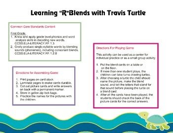 """Learning """"R"""" Blends with Travis Turtle"""