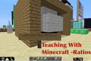Learning Ratios with Minecraft