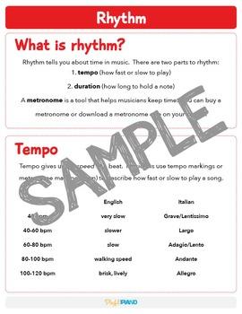 Learning Rhythm