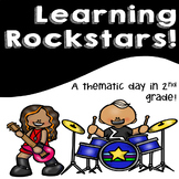 Rock Your Classroom! A 2nd grade thematic day for learning