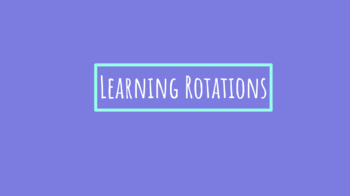 Learning Rotations