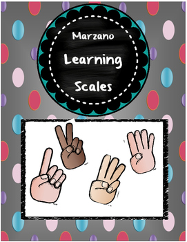 Learning Scales Polka Dots