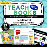 Learning Self-Control - It's Hard to Be 5 – PreK-2 No Prep Lesson & Activities