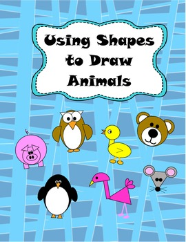 Drawing Shapes: Animals