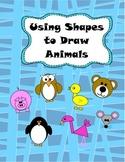 Drawing Shapes: Animals