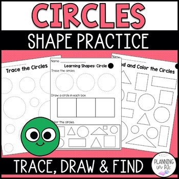 Learning Shapes: Circle
