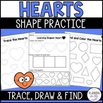 Learning Shapes: Heart