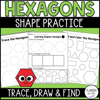 Learning Shapes: Hexagon