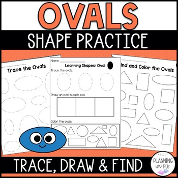 Learning Shapes: Oval