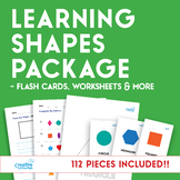 Shapes - Learning 2-D Shapes Package