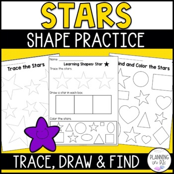 Learning Shapes: Star