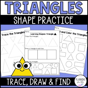 Learning Shapes: Triangle