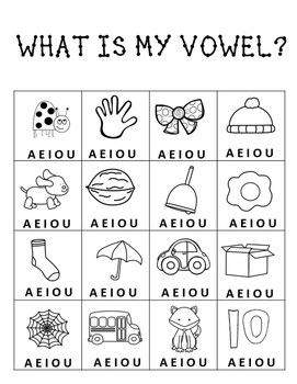 Learning Short Vowels