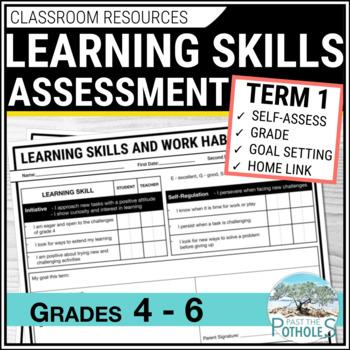 Learning Skills Assessment