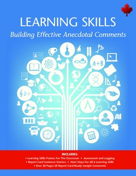 Learning Skills: Building Effective Anecdotal Comments