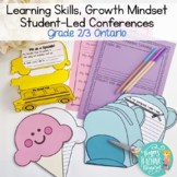 Learning Skills, Growth Mindset and Student-Led Conference Packet