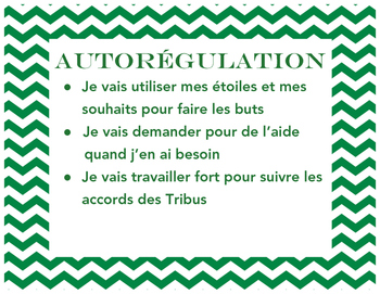 Learning Skills Posters FRENCH